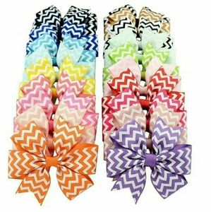 Other - 20 Cute New 3 Inch Chevron Bows